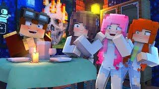 All my TINDER DATES ?! | Minecraft Spies