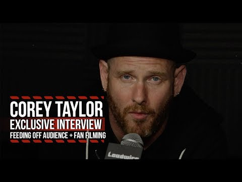 Corey Taylor to Fans Who Film Shows: Enjoy the Live Moment, Not the Little Screen