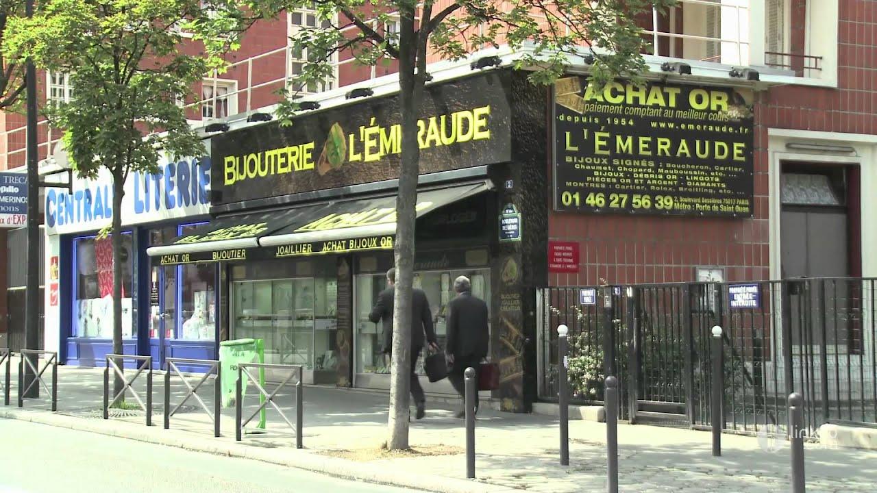 achat bijoux or paris metro opera