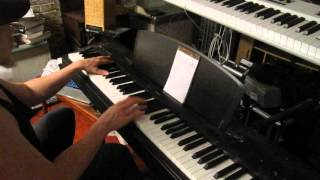 tupac 2pac keep ya head up piano cover