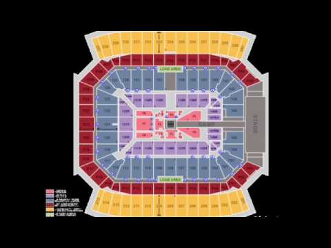 Wrestlemania 33 presale and seating chart youtube