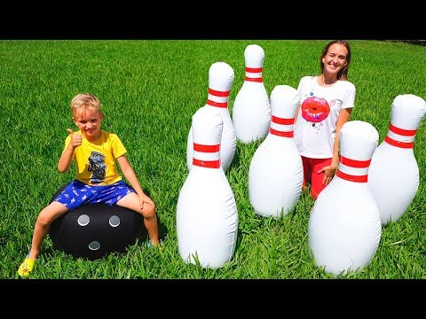 Vlad and Nikita Outdoor Games & Activities for kids