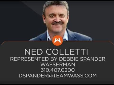 Ned Colletti Analyst reel 2017