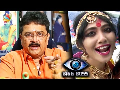Bigg Boss Julie has a mental disorder : SV Sekar Interview | Oviya, Vijay TV Show Controversy, Kamal