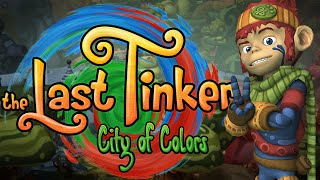 The Last Tinker: City of Colors (PS4) Thoughts and Impressions