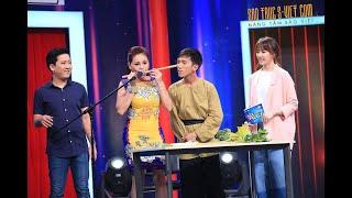Hữu Tiên làm - thổi sáo bằng ống đu đủ - Trường Giang - hari won trên HTV7