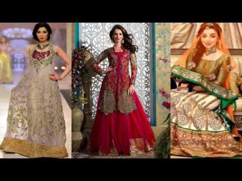 Designer Wedding Dresses 2018 in Pakistan