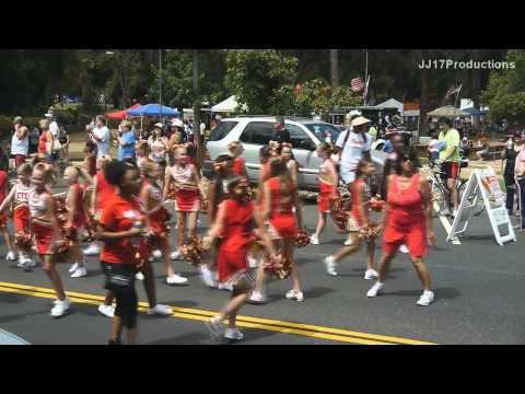 Cartersville 4th Of July Parade 2014 Doovi