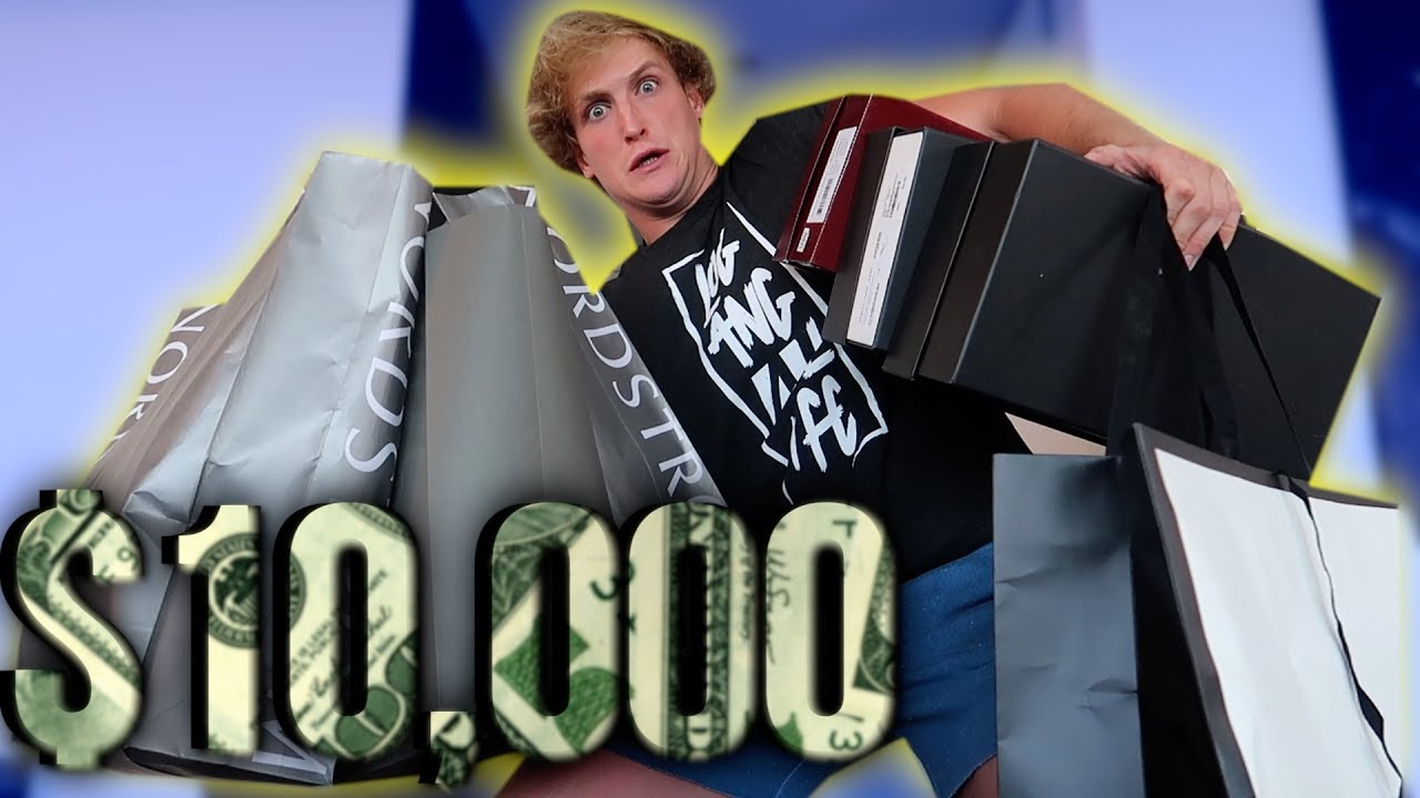 Image result for what logan paul bought Gucci)