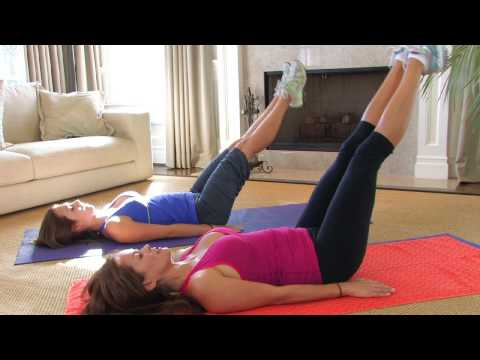 Working Your Core: How To Do Leg Lifts - Health & Fitness - ModernMom