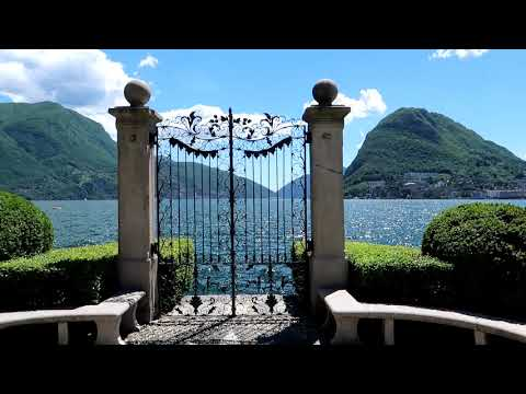 Lugano, Switzerland /