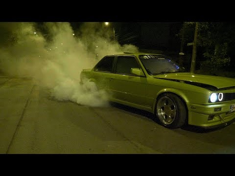 Da-i foc  -  BMW  E30 Performance (Official Video)