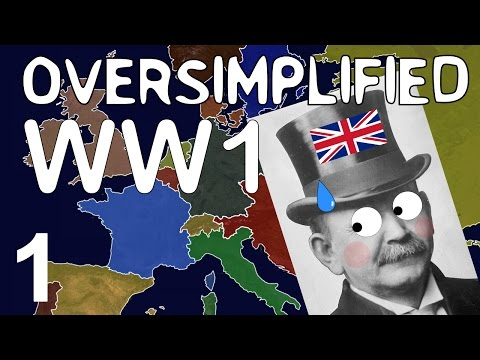 Thumbnail: WW1 - Oversimplified (Part 1)