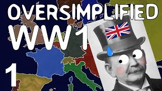 WW1 - Oversimplified (Part 1) thumbnail