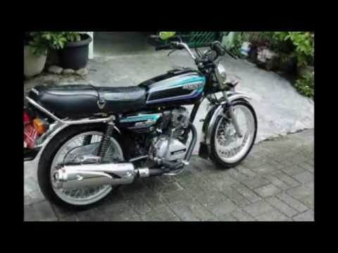 Video Modifikasi Motor Honda Gl100 Monster