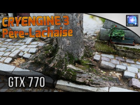 CryENGINE 3 with amazing life-like textures