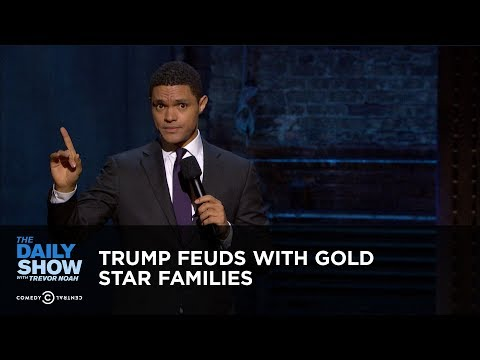 Trump Feuds with Gold Star Families: The Daily