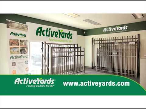 Why Choose ActiveYards® Fencing Systems?