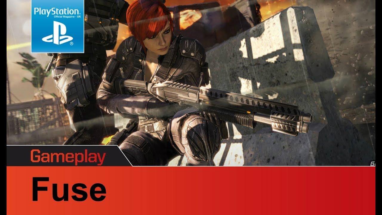 medium resolution of fuse ps3 gameplay