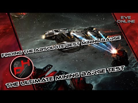 Mining Barge Maximum Mining Comparison | EVE Online