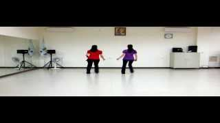 Eres One - Line Dance ( by Alison Biggs & Peter Metelnick, TheDanceFactoryUK )