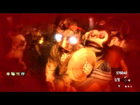 TranZit Round 70 World Record - Jet Gun Strategy - Black Ops 2 Zombies TheRelaxingEnd Solo