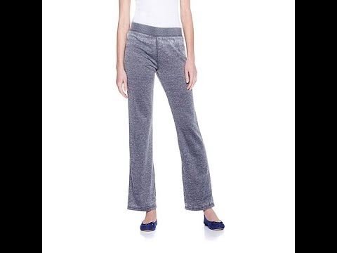 DKNY Jeans AcidWash Knit Lounge Pant. http://bit.ly/2WDEyq3