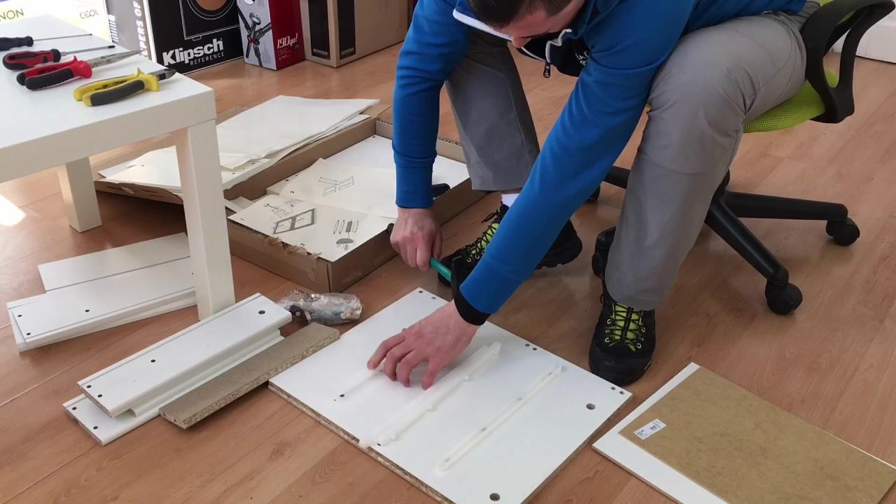 Kullen Ikea Cajones 2 Muebles Montaje Comodas OmvN0n8w