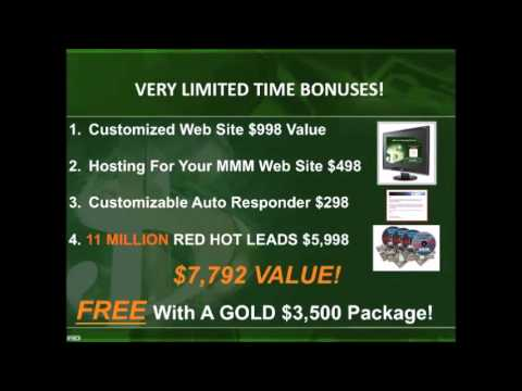 PRODUCTS, PAY PLAN & MARKETING PLAN OVERVIEW