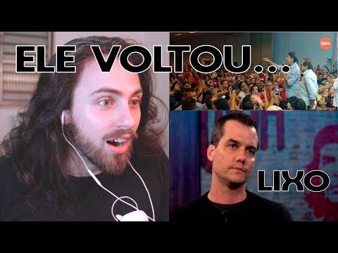 Wagner Moura se pronunciou, Cid Gomes e Taís Araújo (REACT)