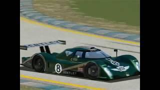 Total immersion Racing - Bentley EXP Speed 8 (Sebring International Raceway) Gameplay HD