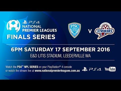 PS4 NPL Elimination Final - Perth SC v Devonport Strikers