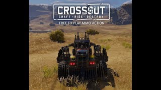 Кати виправдовують свою назву Кроссаут Crossout