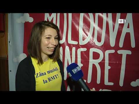 Radio Moldova Tineret la 5 ani