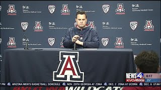 Sean Miller talks about his nation's #1 recruiting class