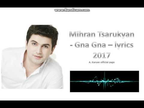 Mihran Tsarukyan gna gna karaoke