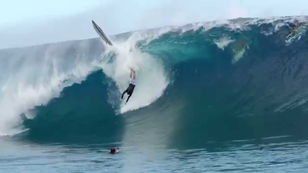 Raw And Unfiltered Xxl Teahupo O