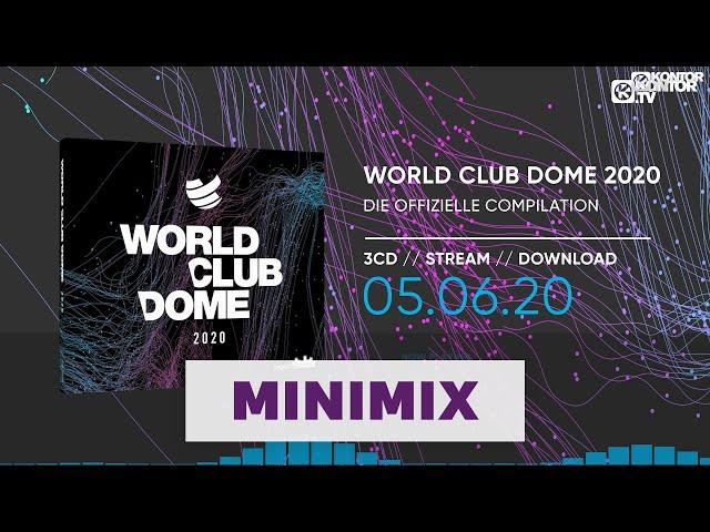 World Club Dome 2020 (Official Minimix HD)