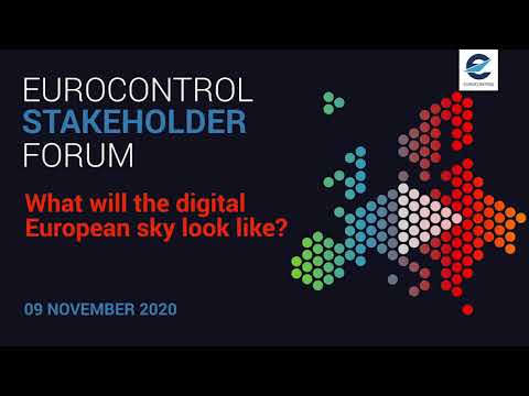 EUROCONTROL Stakeholder forum on Digitalisation