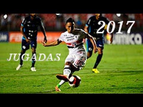 ▷Christian Cueva #10 ● Mejores Jugadas Goles y Asistencias● São Paulo ►2017 HD✔
