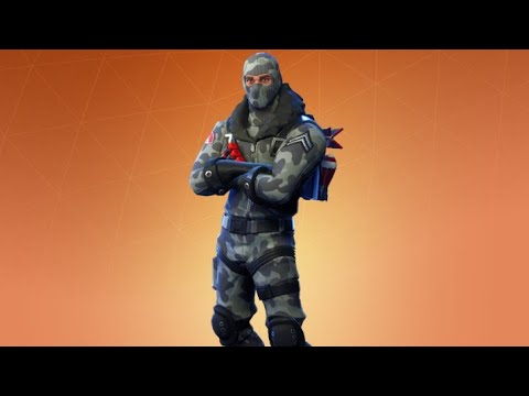 Fortnite Havoc Outfit
