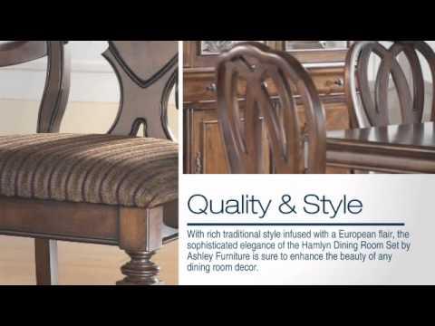Hamlyn Dining Room Set From Ashley
