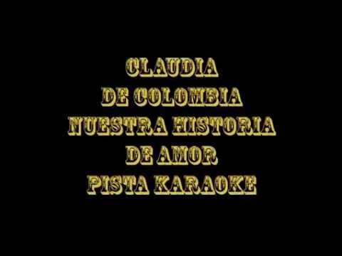 Claudia  Nuestra
