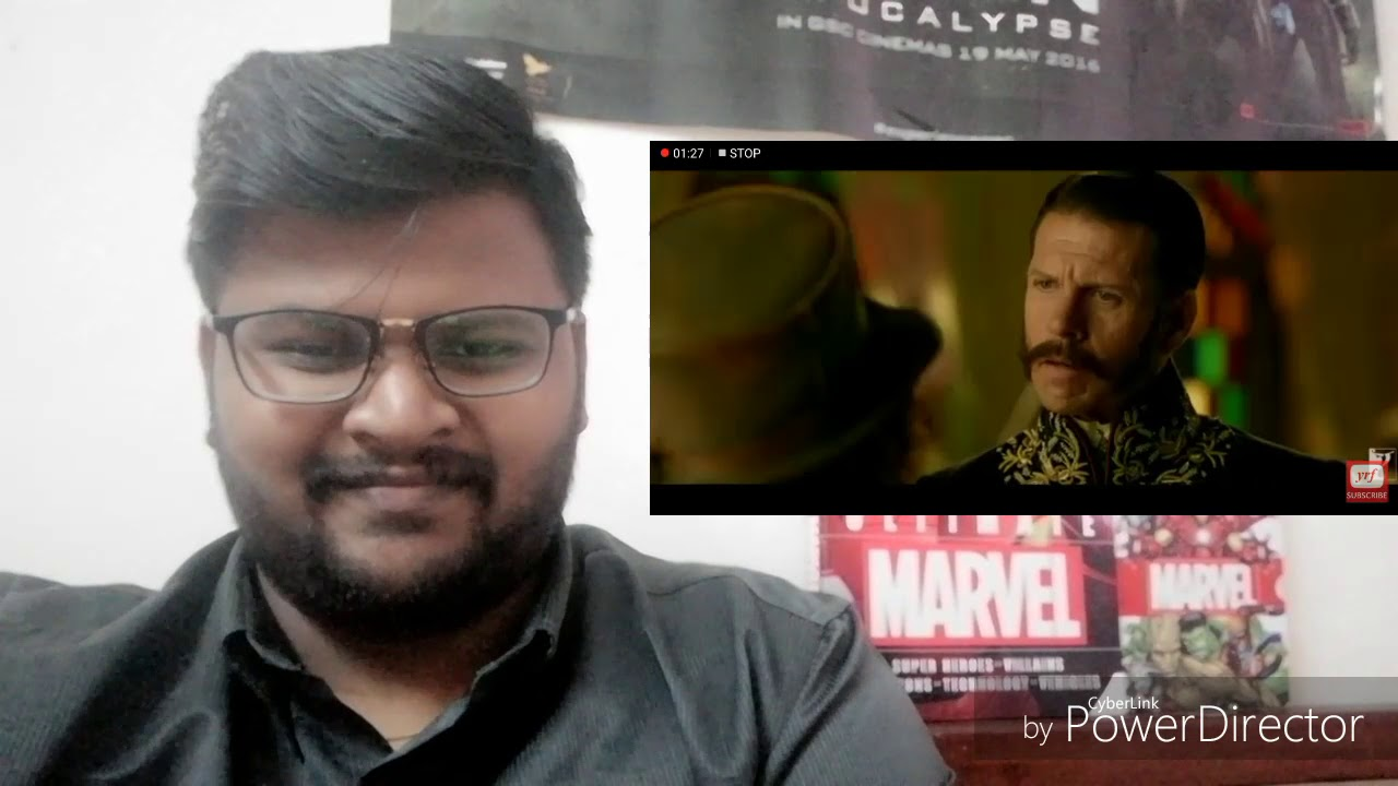Download THUGS Of HINDUSTAN(Tamil) Movie Trailer's Reaction By Shree C Dev