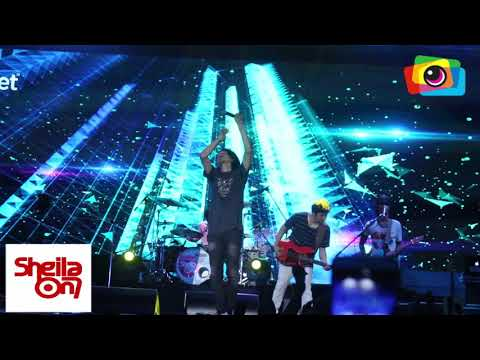 SHEILA ON 7 LIVE AT BIZNET FESTIVAL BALI 2017 PART 3