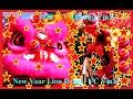 舞獅  丁酉雞年正月十八醒獅招財 深水埗港鐵站鴨寮街(短版) Lion Dance Year of Rooster Ap Liu Street SSP MTR (short version)