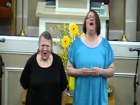 I Know Who Holds Tomorrow ~ Camden Baptist Church