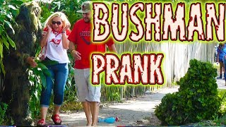 BUSHMAN SCARE PRANK 51 Minutes of awesomeness! Funny Video!