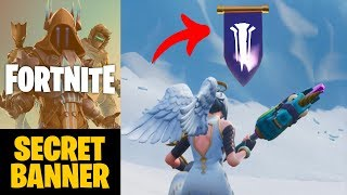 SECRET STAR WEEK 8 SEASON 7 FORTNITE BANNER SECRET BANNER