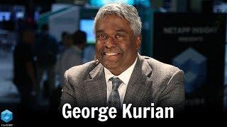 George Kurian, NetApp | NetApp Insight 2018